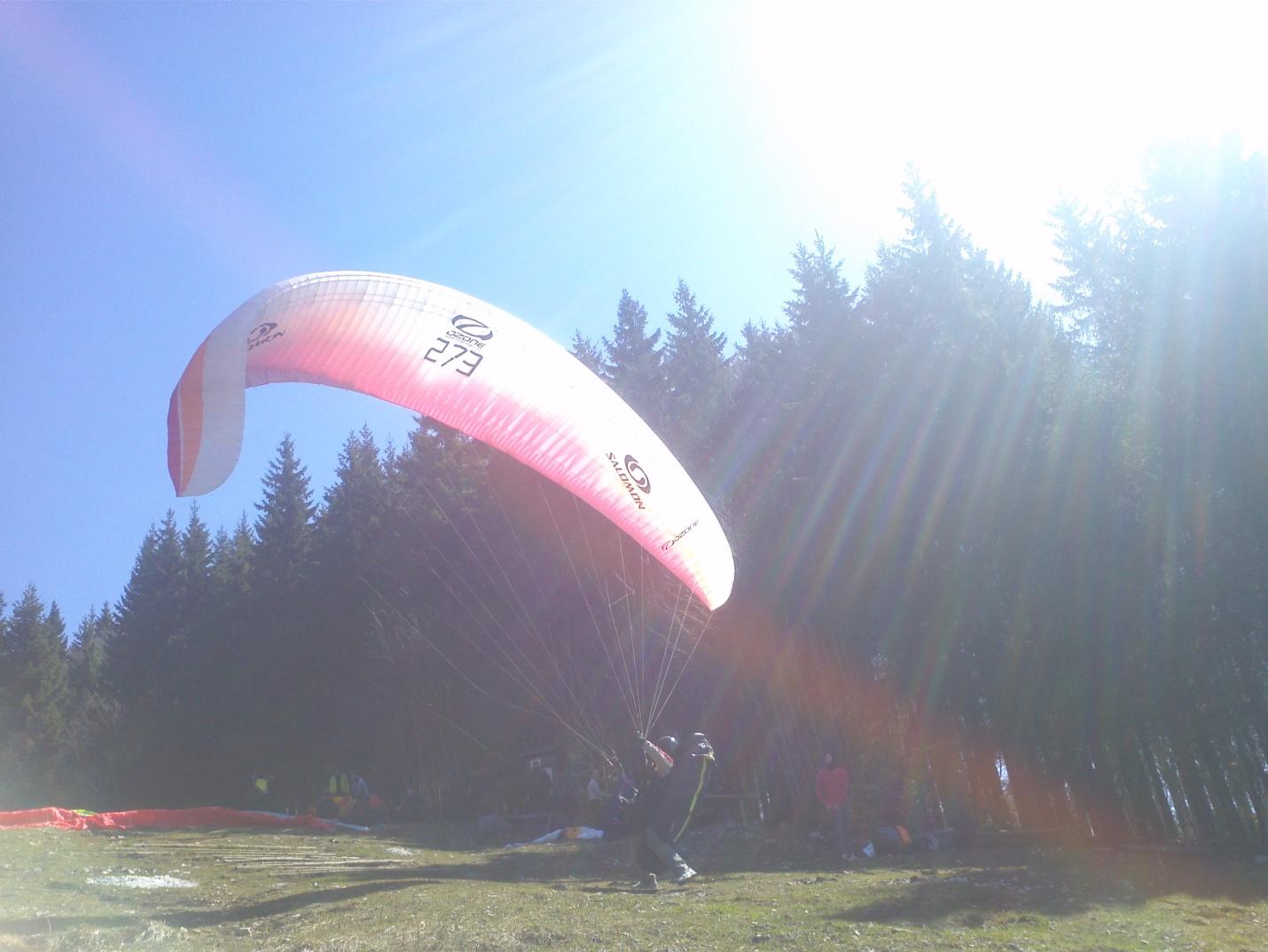 Figure 1 Susa na startu