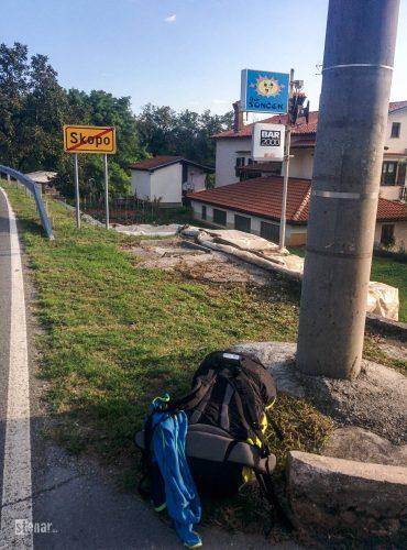 Štop v Skopem ni bil potreben.
